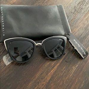 Brand new never worn QUAY My Girl sunglasses